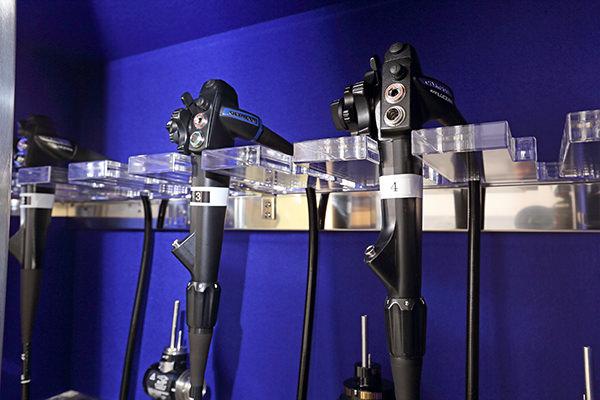 最新かつ最上位の内視鏡システムの導入